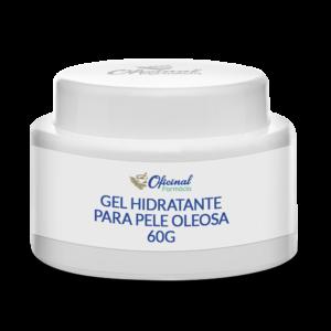 Gel Hidratante para pele oleosa 60g - Rosto